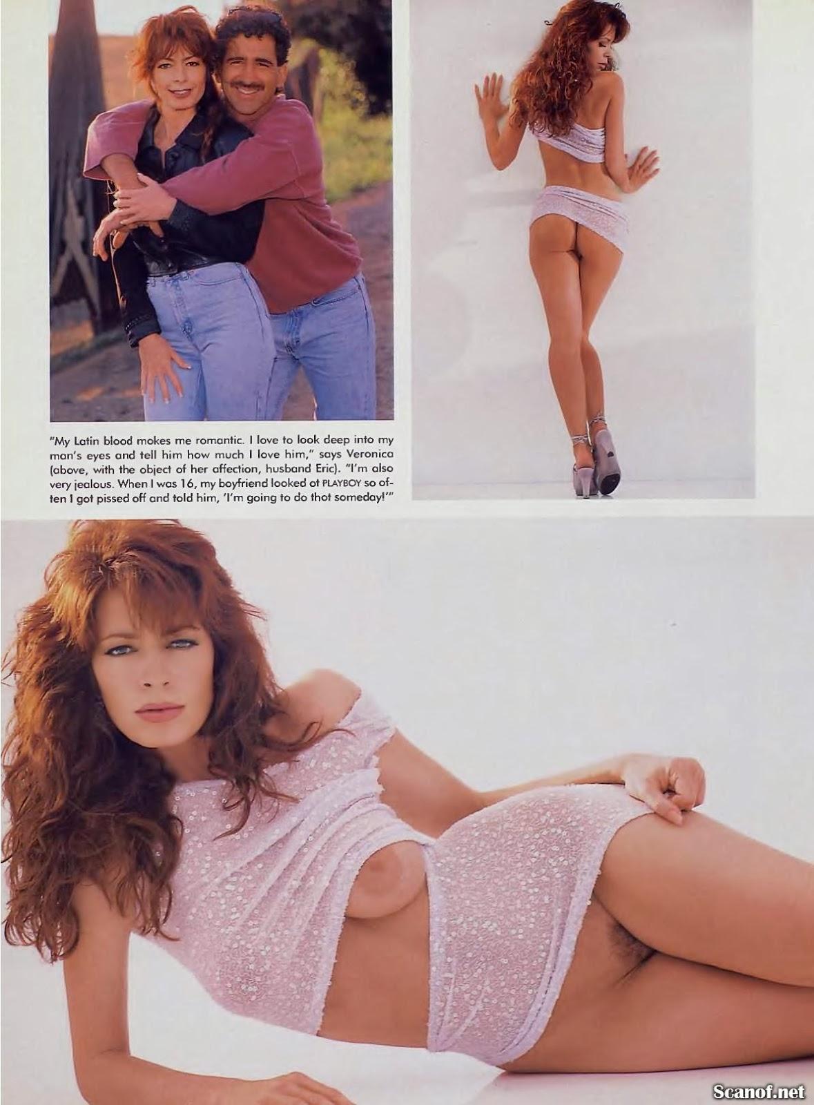 veronica gamba playboy usa may 1998 boob press photos