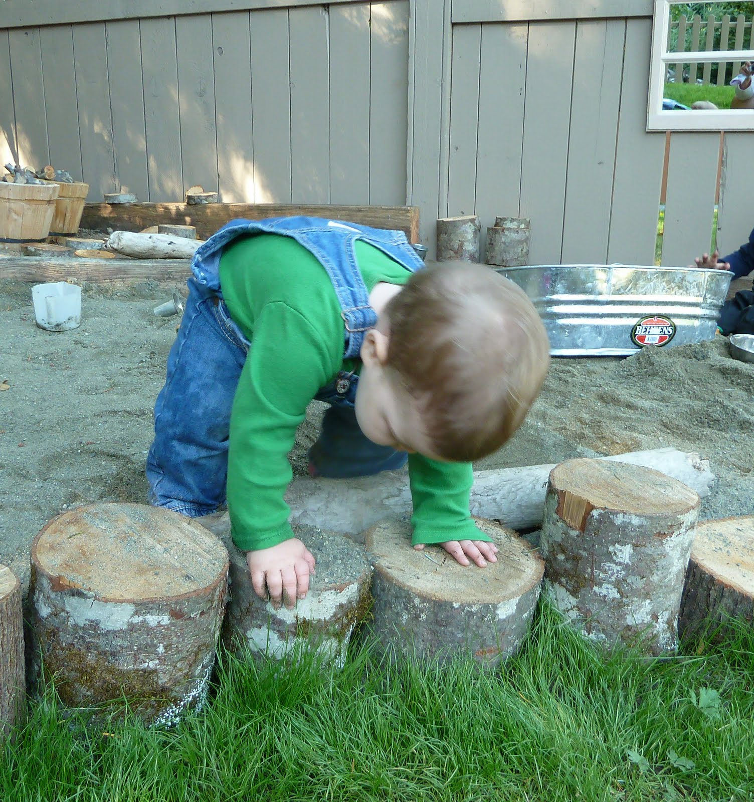 Stomping in the Mud: Victoria\'s First Outdoor Play Group for ...