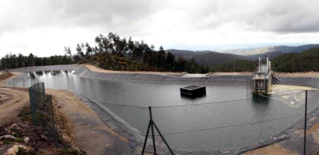 barragem Hidroeléctrica do Teixo