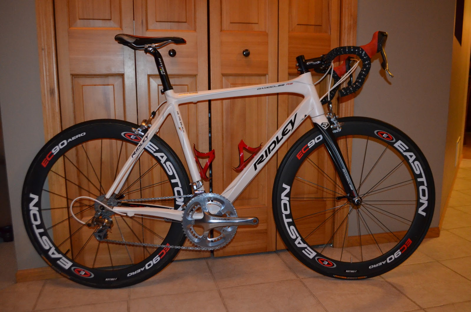Tales Of A Western Wisconsin Rider Sold 2011 Ridley Damocles Rs