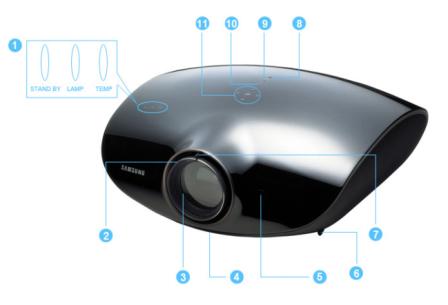 Samsung SP-A900B Projector
