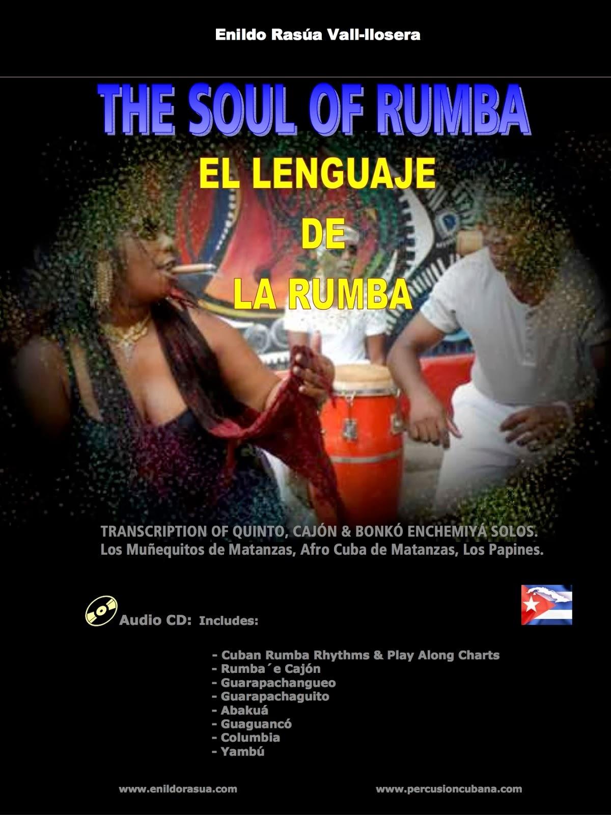 Cuban Rumba Book