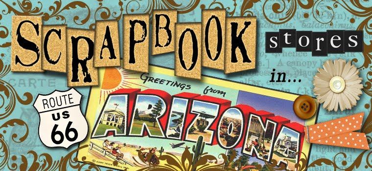 Scrapbook Stores in Arizona