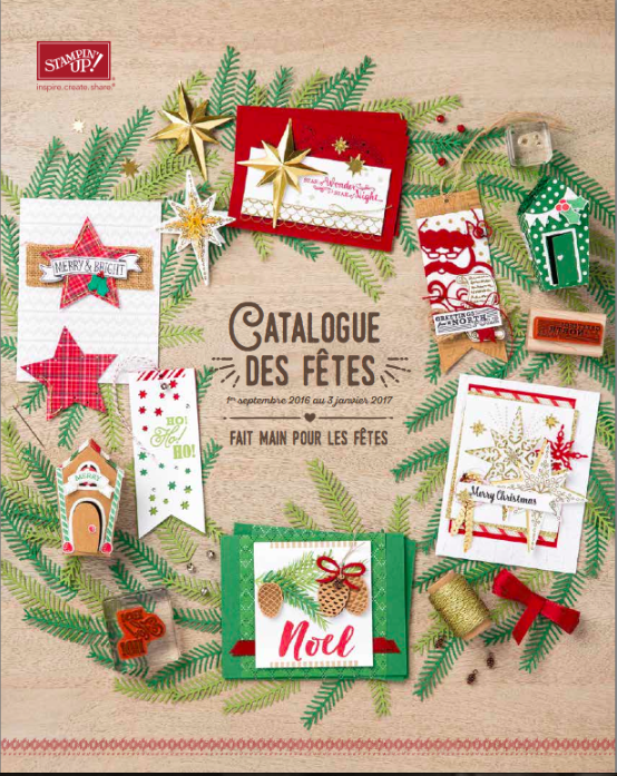 FRENCH 2016 Holiday Catalogue