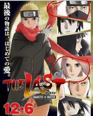 تحميل فيلم انيمي  The Last: Naruto the Movie ناروتو شيبودن السابع الاخير  مترجمه , فيلم ناروتو شيبودن السابع Naruto Movie 10: Naruto the Movie: The Last مترجمه عربي بجوده البلوري