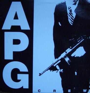 A.P.G. Crew – Oaktown's Finest (Vinyl) (1991) (320 kbps)