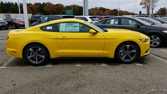 2015 Ford Mustang Arrives in Jackson at Seymour Ford Lincoln