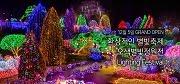 Lighting Festival of The Garden of Morning Calm