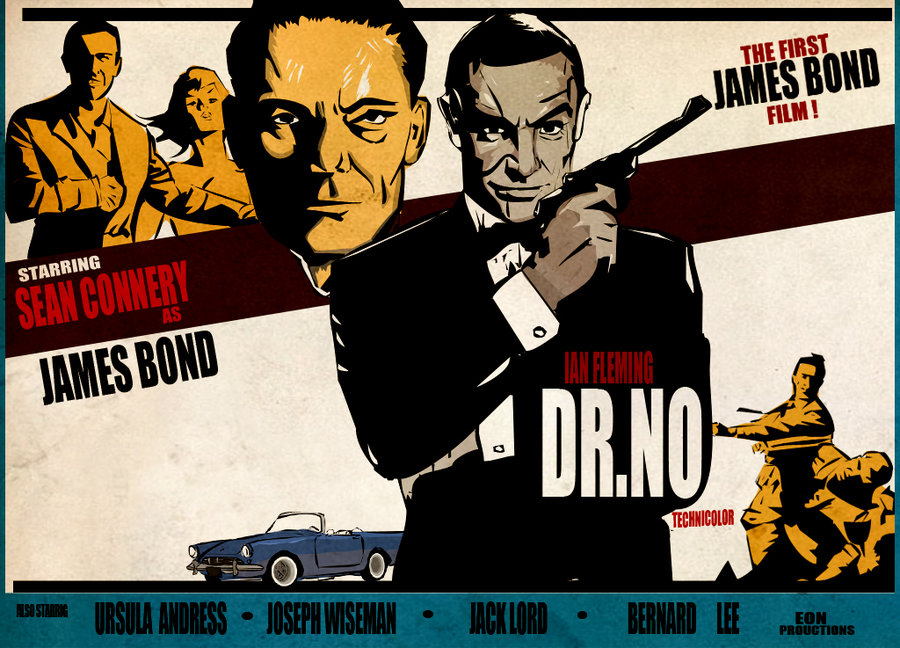 10 Dr. No HD Wallpapers | Backgrounds - Wallpaper Abyss