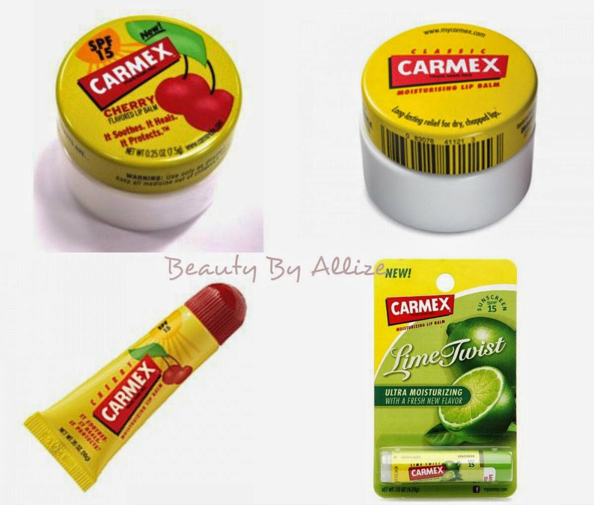 Бальзам для губ Carmex. Lip balm Carmex.