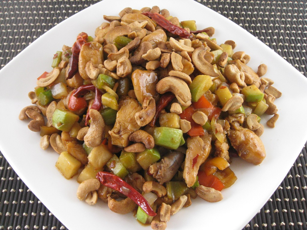 ... cashew nut chicken this dish is a popularactually cashew nut almond