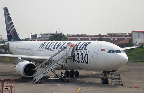 Batavia Air Airbus A330-200