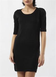 siya ve kısa elbise modeli