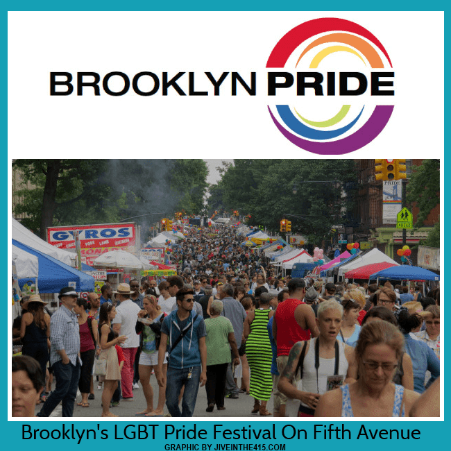 Brooklyn Gay Pride Parade