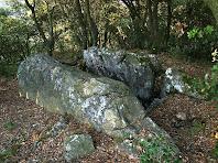 El dolmen de mas Clamí
