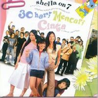 Sheila On 7 -  OST 30 Hari Mencari Cinta (Full Album 2003)