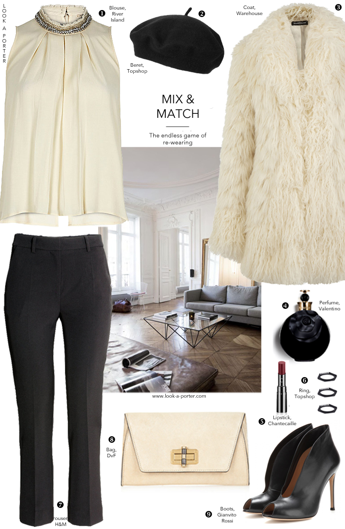 Party / date night outfit ideas / via www.look-a-porter.com style & fashion blog