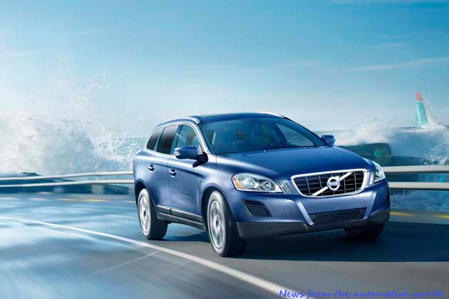 2011 2012 volvo xc60 ocean race edition news from the. Black Bedroom Furniture Sets. Home Design Ideas