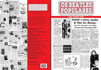 Novo Livro, novembro 2015: Os Beatles Populares