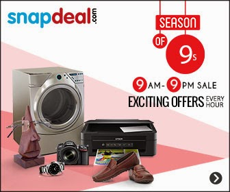 Exiciting offers on snapdeal