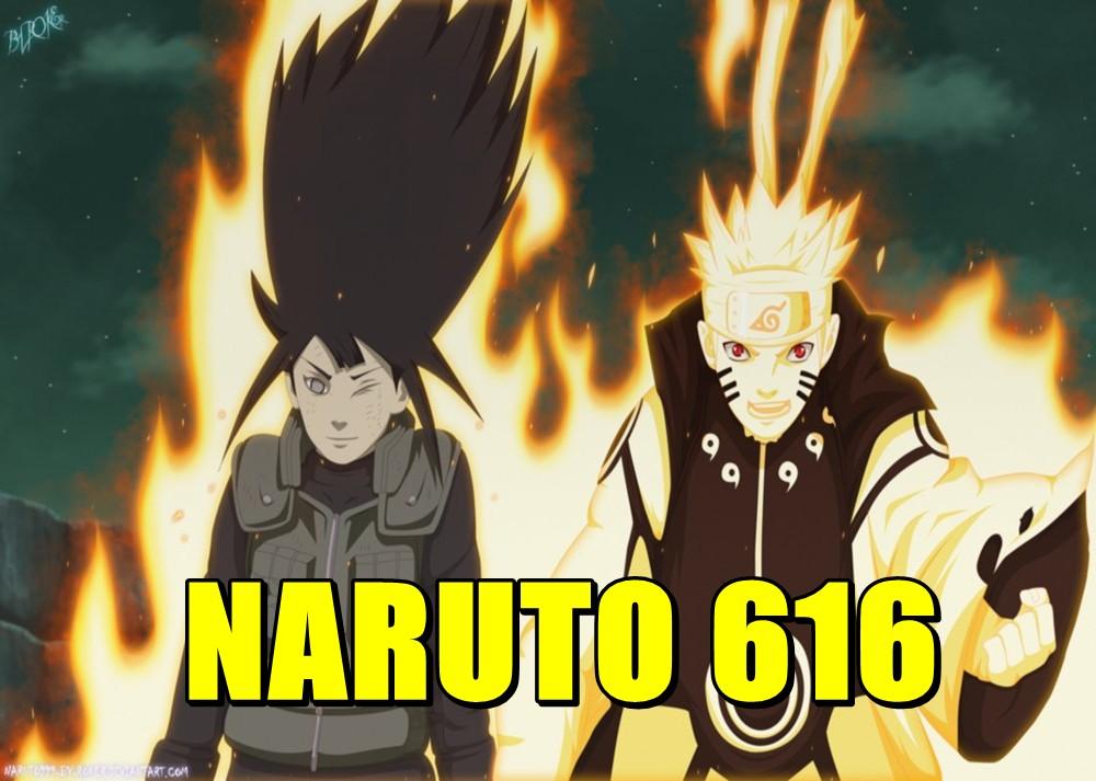 Chapter Naruto 616 [Versi Teks]