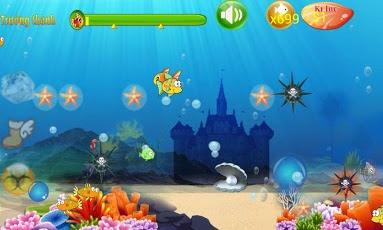 cách chơi game cá lớn nuốt cá bé, game giải trí