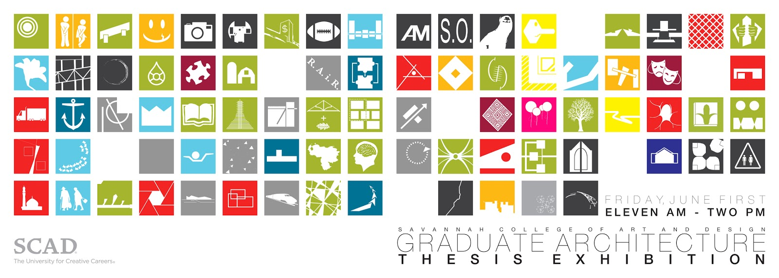 Thesis for master degree buildings