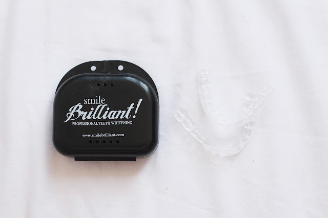 home teeth whitening smile brilliant review