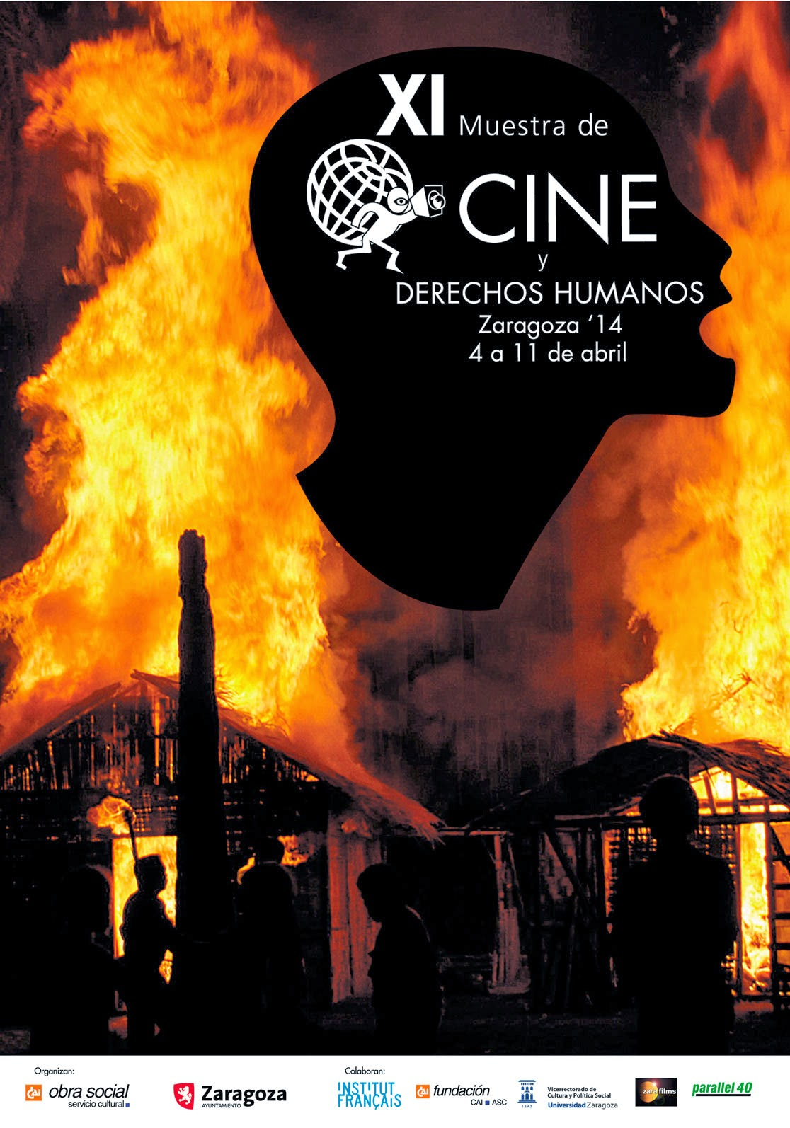 Muestra de cine y derechos humanos de zaragoza avance de for Act ii salon fairfax va