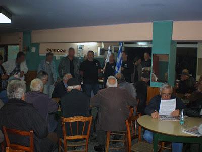Παρ΄ ολίγον επεισόδια μεταξύ Χρυσής Αυγής και Αντιφασιστών στην Ορεστιάδα.