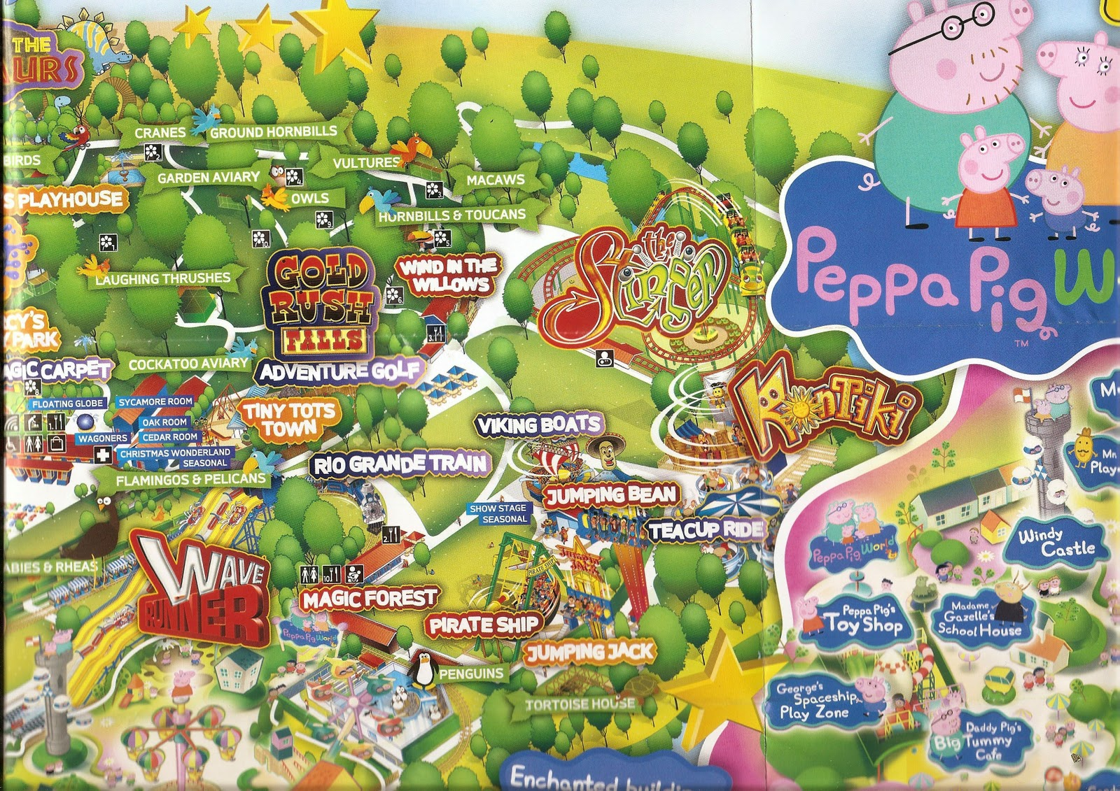 research papers+nature theme parks