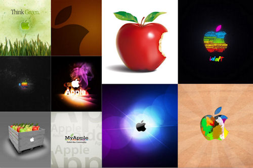 Wallpapers de Apple para iPad y iPad2 (Alta Resolución)