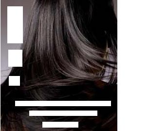 menhitamkan rambut secara alami