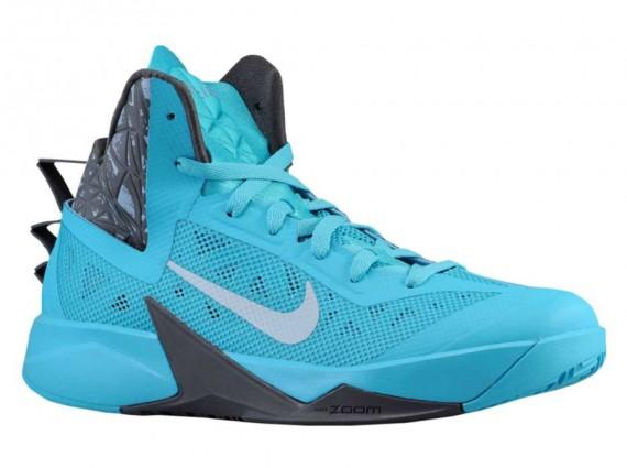 Nike Zoom Hyperfuse 2013   Blue   Grey   SneakerNews