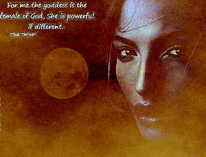 Goddesses, Equal but Different
