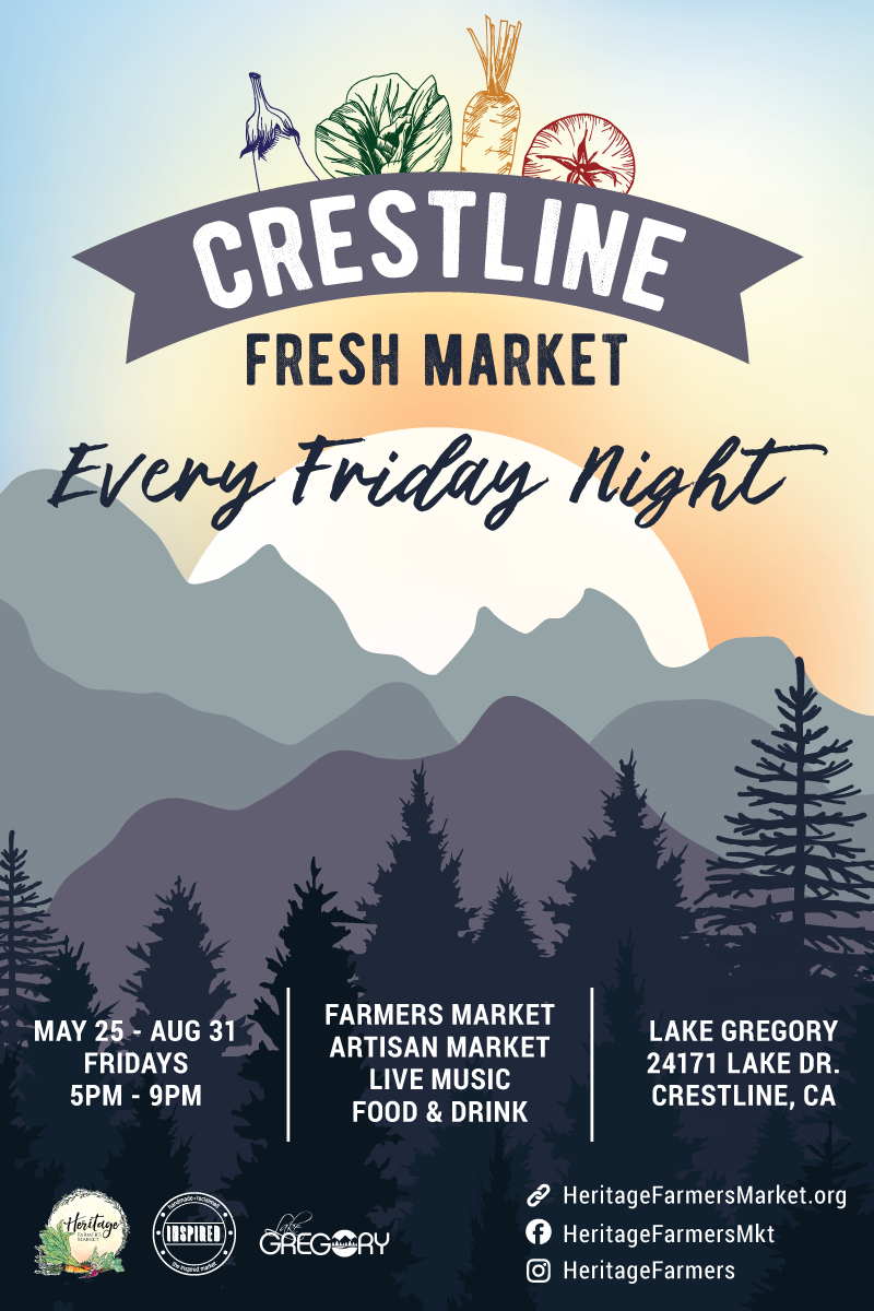 Click for Crestline Flyer