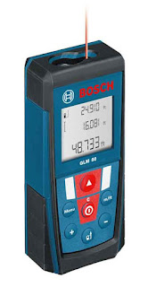 Bosch GLM 50 165-Feet Range and Backlit Display Laser Distance Measurer