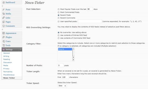 new-ticker-wordpress-jquery-plugin