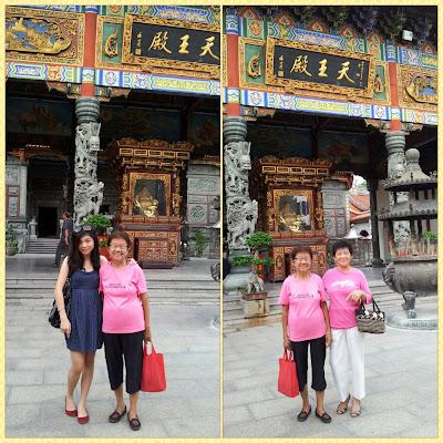 Joyce Yap family