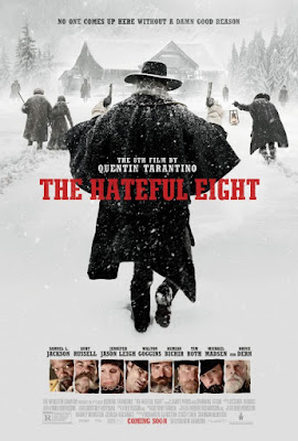 The Hateful Eight (2015) English Movie DVDRip 750MB Download