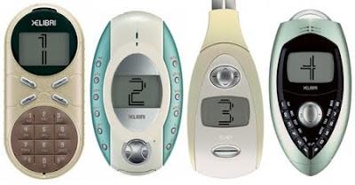 Najružniji mobilni telefoni ikada Siemens-Xelibri