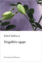 Singulière agape - Luce Wilquin
