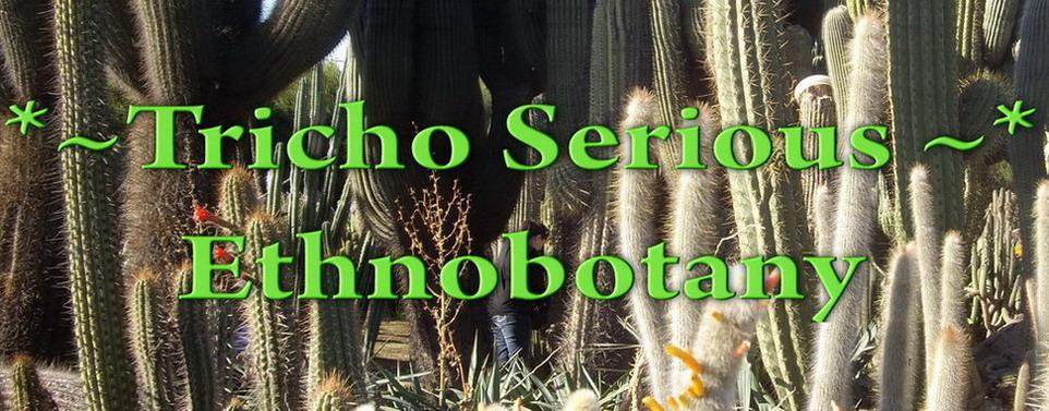 Tricho Serious Ethnobotany~*