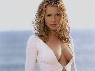 Emotionfun Rebecca Romijn Hot Wallpapers
