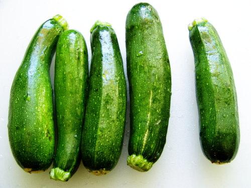 Depurarsi con le zucchine