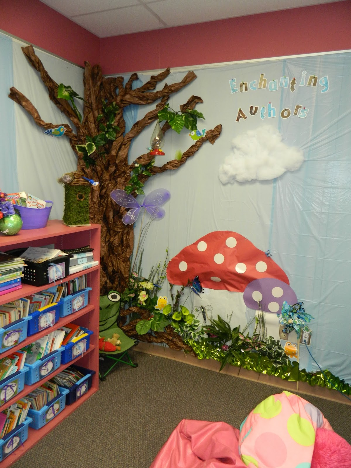 Schoolroom Swag Enchanted Forest Classroom Tour