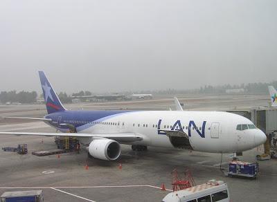 Avin A319, airbus 319 de LAN, LAN, Argentina, vuelta al mundo, round the world, La vuelta al mundo de Asun y Ricardo