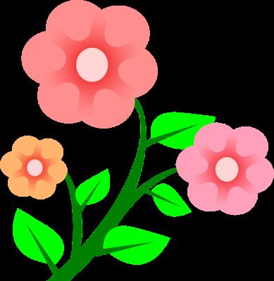 Flowers clip art picture