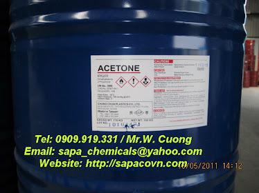 Acetone (AC) - DMK
