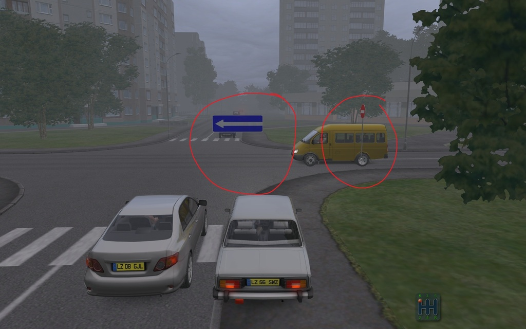 City Car Driving Controller Support